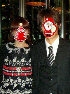 クリスマスにて〜ご紹介♪♪