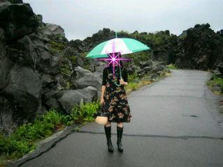『棒』と『雨女』♪