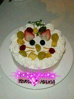 優しさの『猫ケーキ』☆